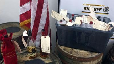 SHERIFF: Nine people charged in Kentucky theft ring that stole Pappy Van Winkle bourbon