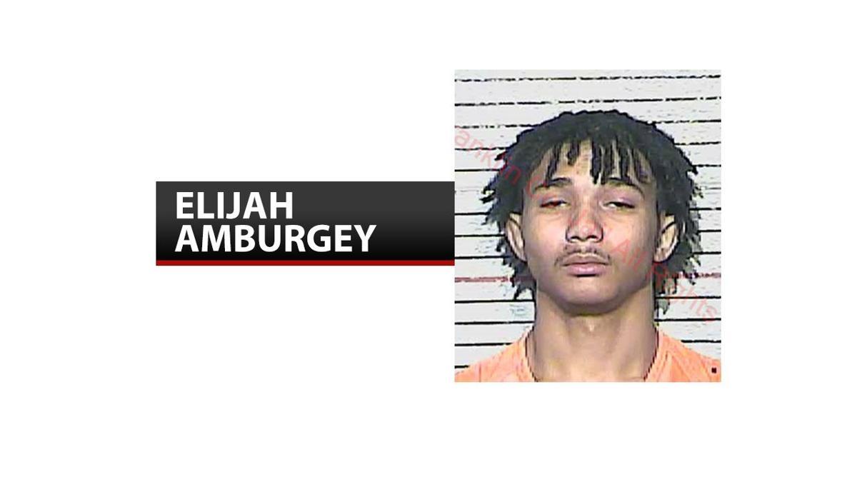 Elijah Amburgey mugshot