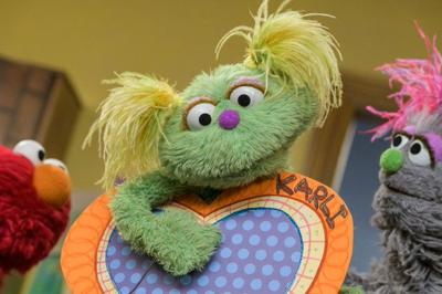 Sesame Street introduces Karli -- a character whose mother is battling addiction