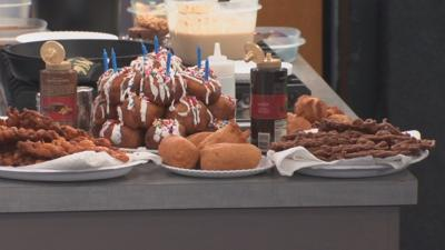 Cloverfields Farm: Fried state fair delicacies made at home