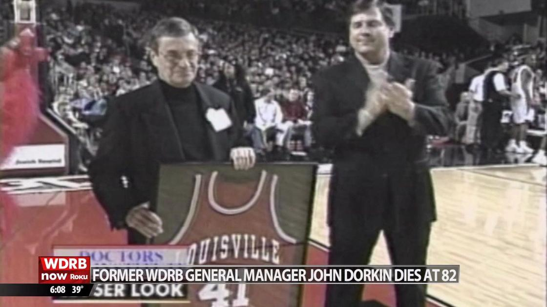 Former WDRB General Manager John Dorkin dies at 82 | Wdrb-video