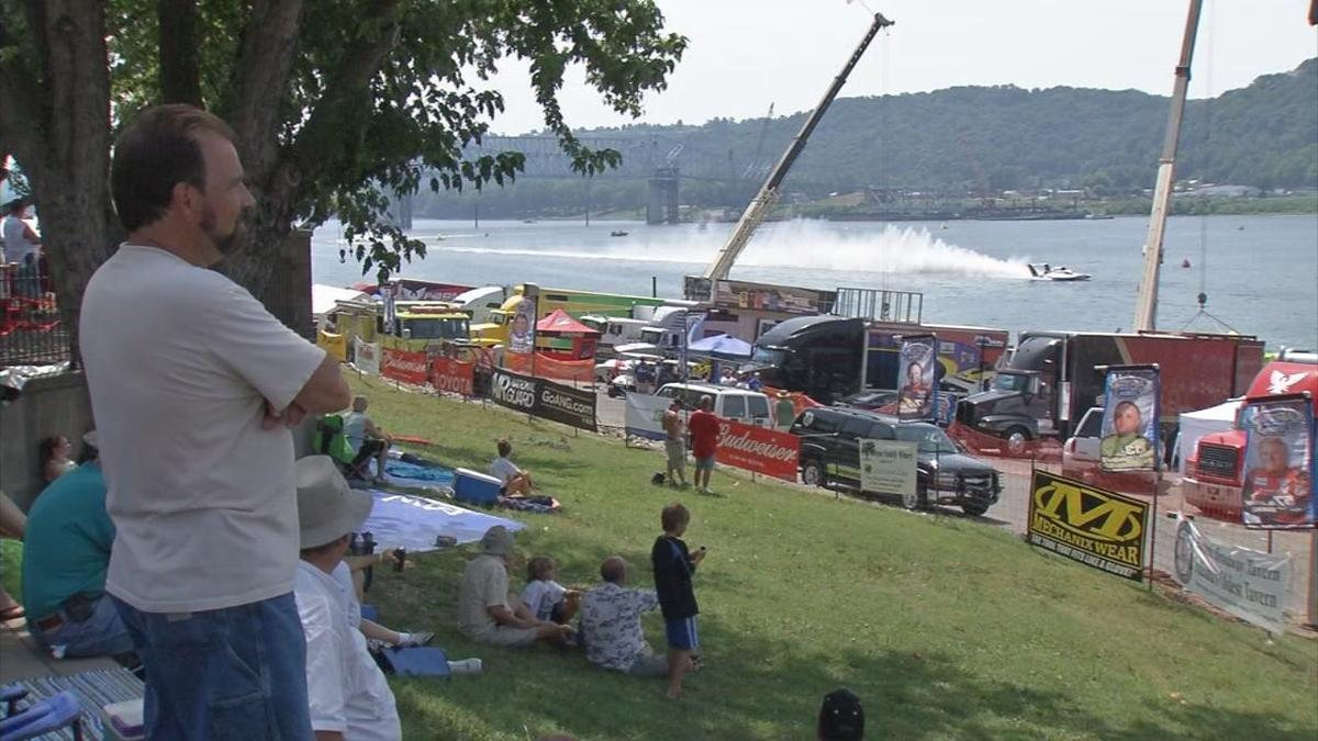 Gold Cup - 'Holy grail of hydroplane racing' - returns to Madison, Indiana    News   wdrb.com