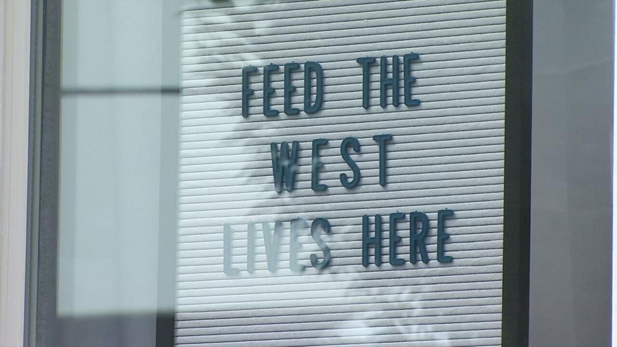 Sign outside Louisville organization Change Today, Change Tomorrow