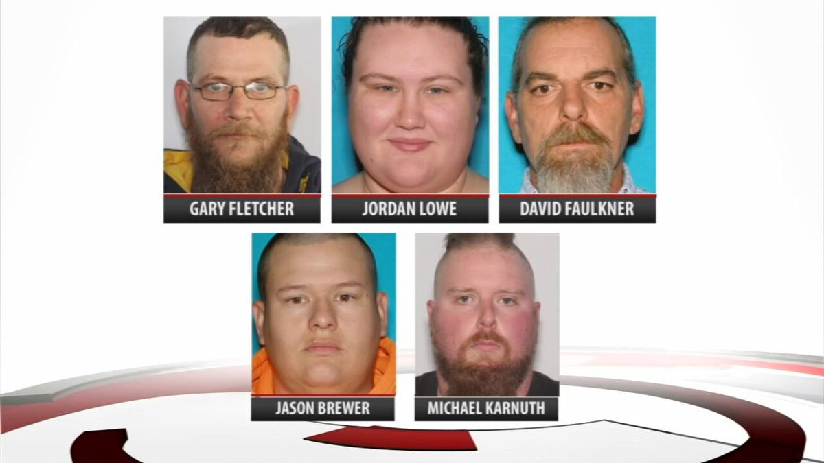 Jefferson County, Indiana murder suspects