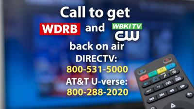 DIRECTV and AT&T U-verse blackout graphic