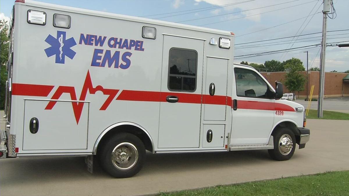 NEW CHAPEL EMS