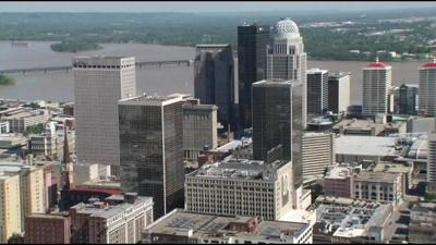 """Mayor's office says Louisville becoming a """"green city"""""""