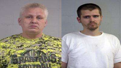 Chad Shepard and Kenneth Stewart