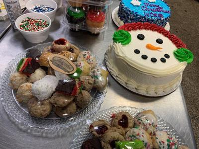 Adrienne & Co. Christmas treats