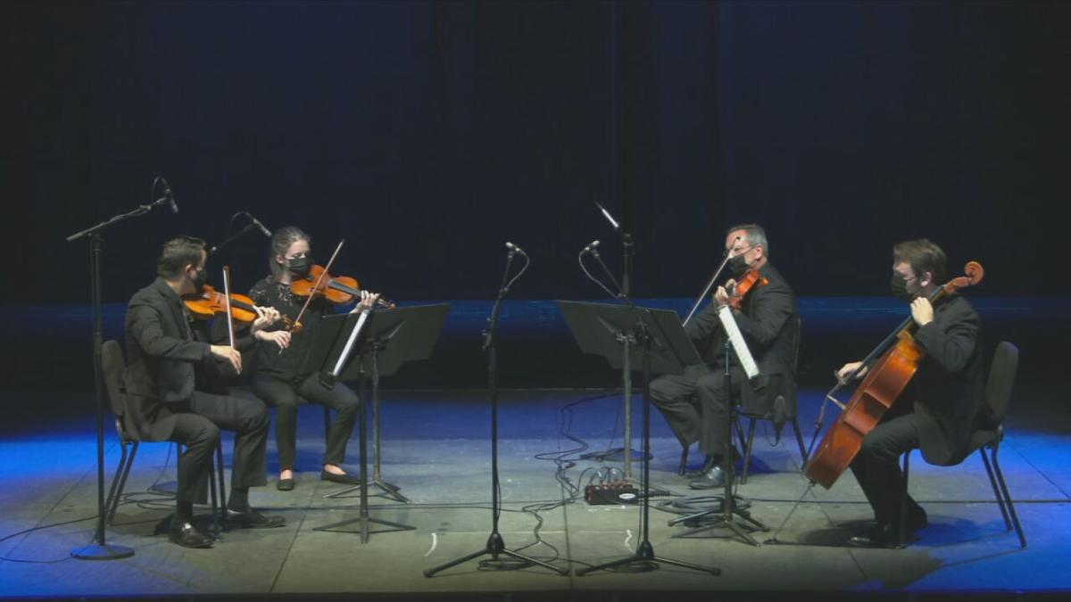 The Louisville Orchestra offers virtual concert series following pandemic