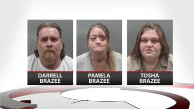 3 southern Indiana fugitives caught in Kentucky