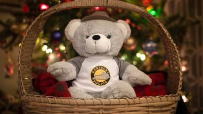 Kentucky State Police offering 'Trooper Teddy Bears' for Valentine's Day