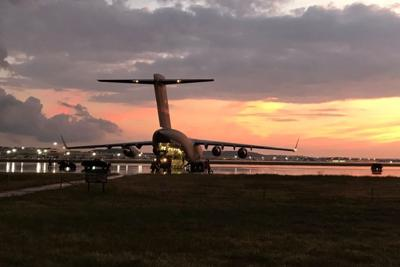 Kentucky Air National Guard sending 50 people to Houston to aid in Harvey recovery efforts
