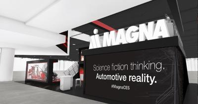 Magna International Inc--Magna Brings New Mobility Technology
