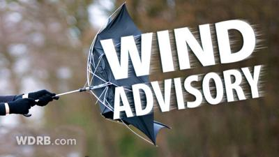 Wind Advisory Tuesday and Wednesday