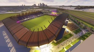 Louisville to welcome another professional soccer team
