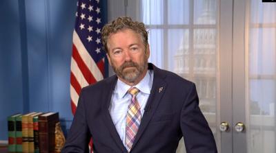 Kentucky U.S. Sen. Rand Paul