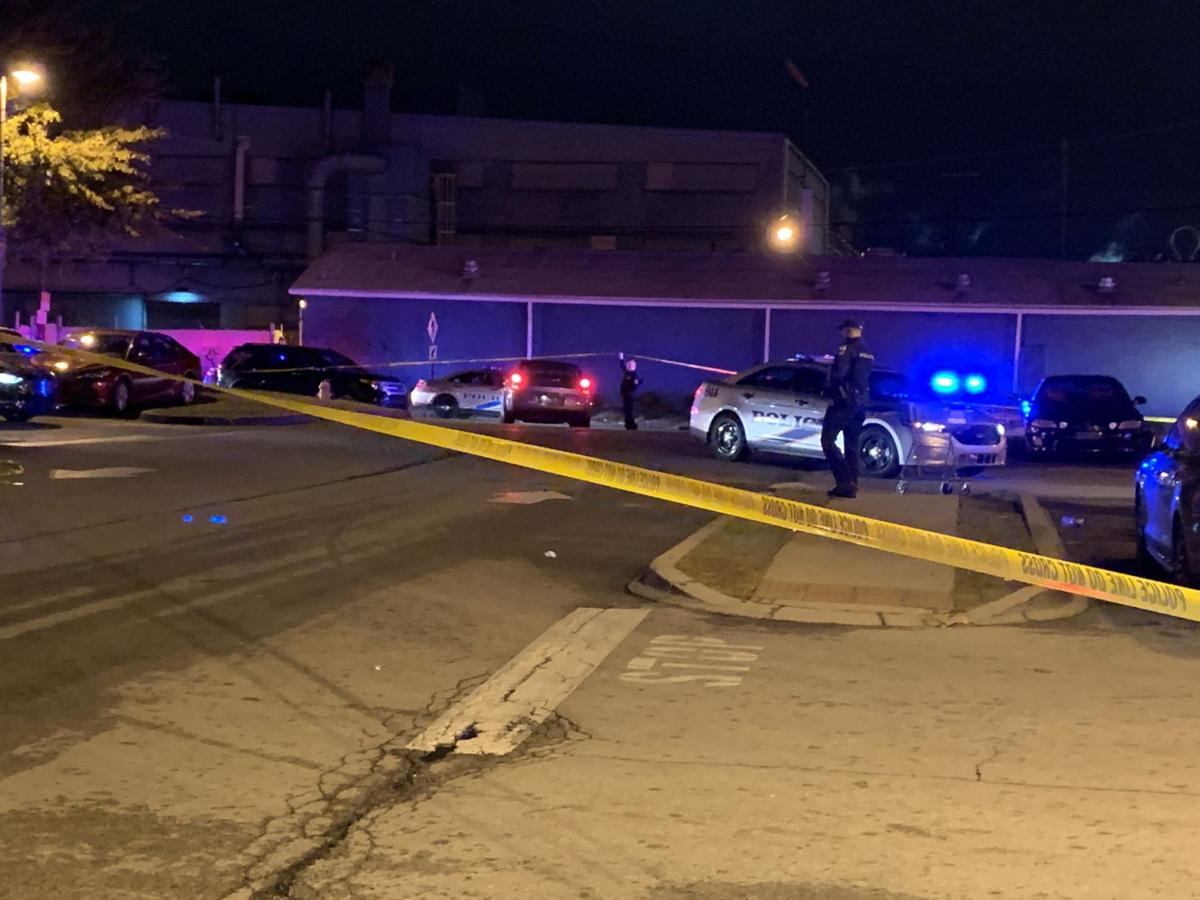 LMPD responding to shooting at Kroger in Portland neighborhood