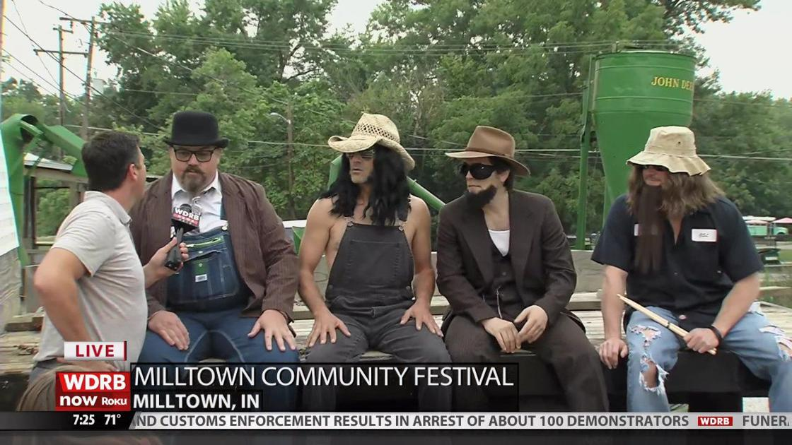Enjoy live music at the Milltown Community Festival | Keith