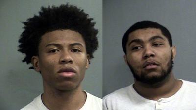 2 men arrested after home shot up in Louisville's Limerick neighborhood