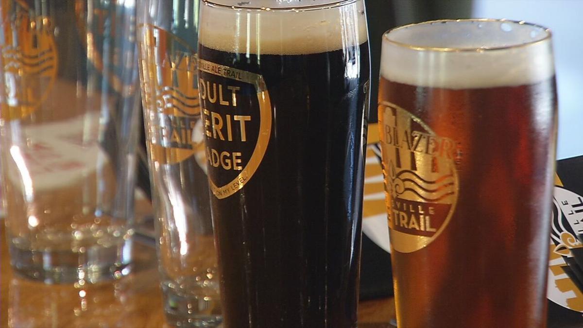 Pints of beer (generic)
