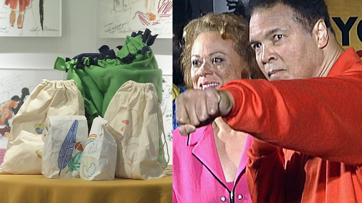 Muhammad Ali 'Greatest Give Back' Day of Service - 2019