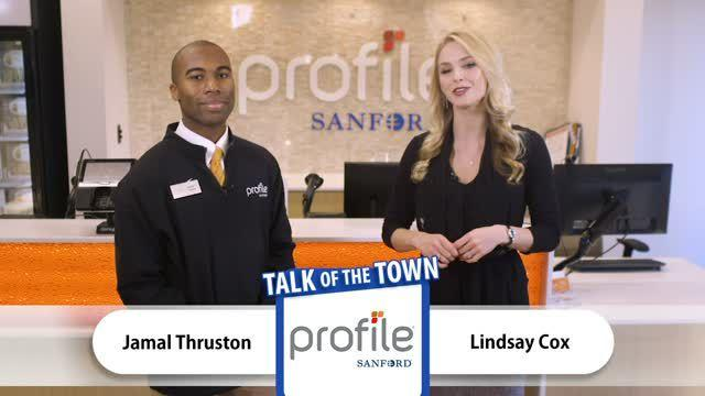 Talk of The Town | Profile by Sanford