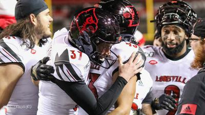 CRAWFORD   Louisville blows by N.C. State to earn bowl eligibility