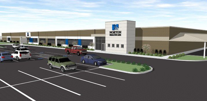 Norton Healthcare Hikes Point Rendering