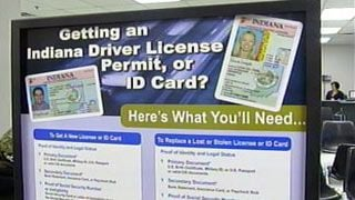 Lawsuit against Indiana BMV alleges drivers were overcharged
