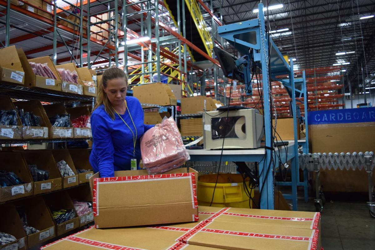 Radial e-commerce warehouse shepherdsville 10-23-19