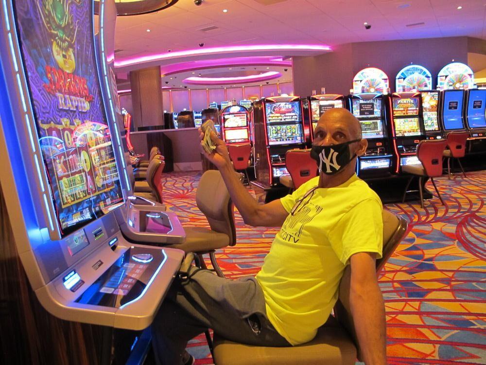 Atlantic City gambler