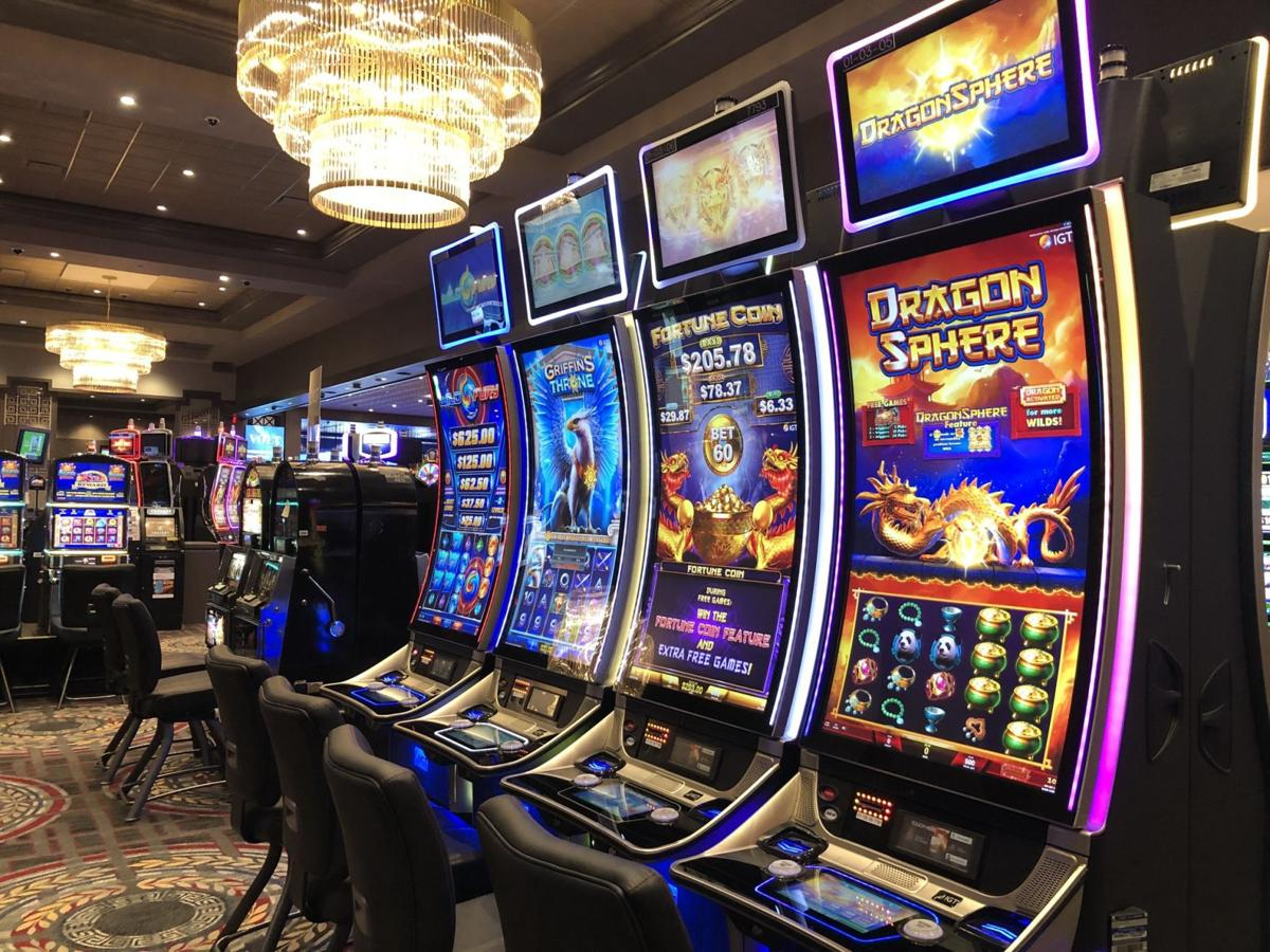 Is it legal to own a slot machine in indiana hard rock casino tulsa news