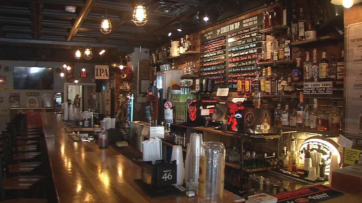 Bardstown bar Third Street Tap Room