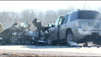 Two killed in crash on I-64 in Harrison County | News | wdrb com