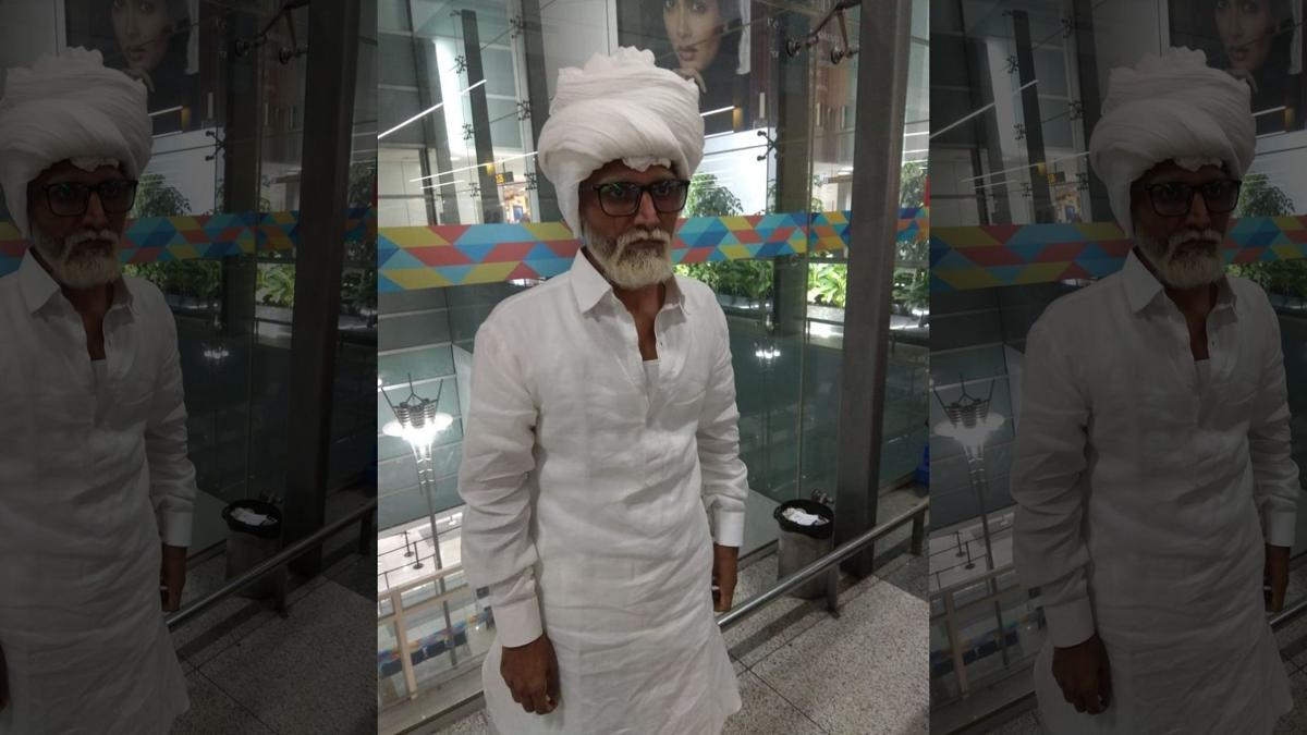 Jayesh Patel impersonates 81-year-old at India airport