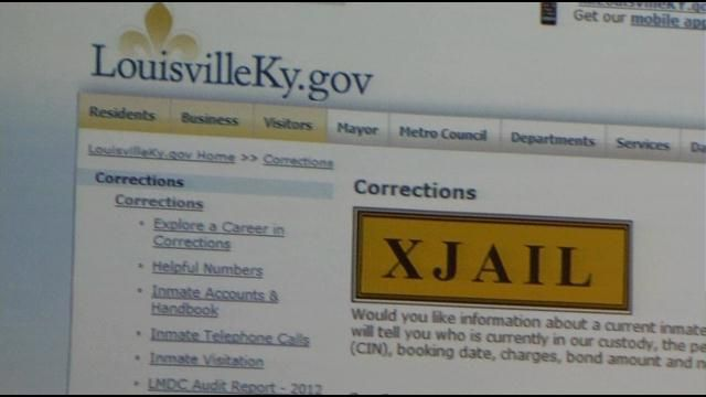 Changes coming to Louisville Metro Corrections XJail System