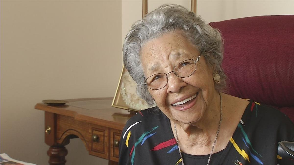 ba19eedfb5a Age doesn t matter  for Louisville woman celebrating 105th birthday ...