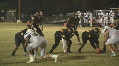 Clarksville's Dae'von Fuqua wins Best Play of Week 10 for TD pass