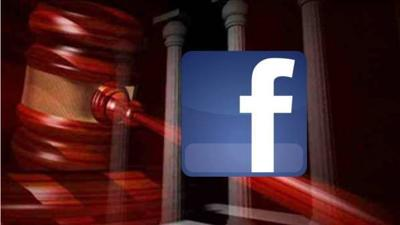 Judge reprimanded for 'liking' attorney Facebook pages