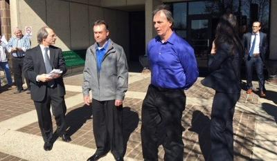 Judge dismisses charges against 2 Ky. men convicted of killing woman in 'Satanic ritual'