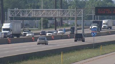 Construction begins Monday on I-65 in Indiana near I-265 interchange