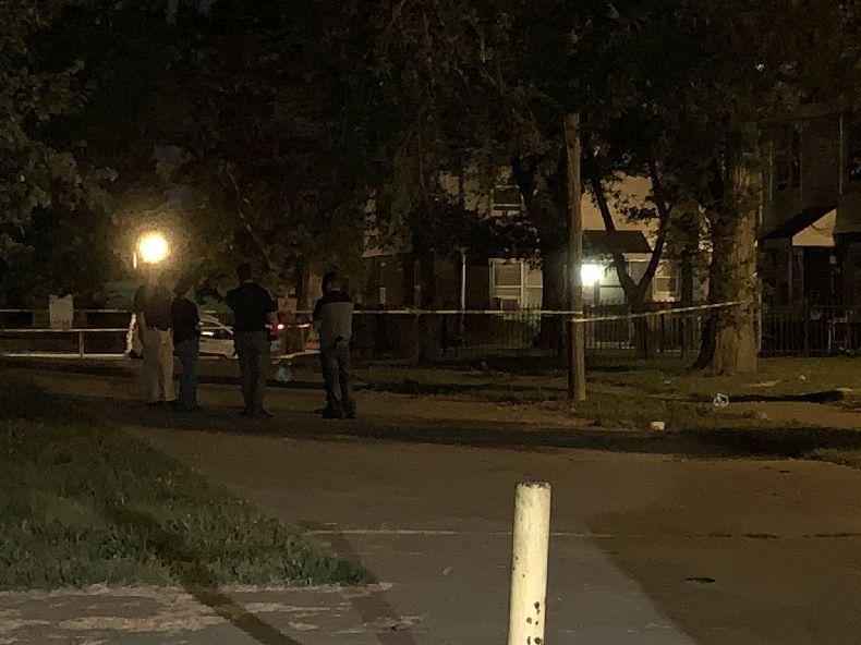 Beecher Terrace fatal shooting 7-14-19 2