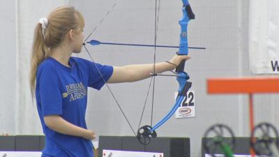Archers compete on national stage in Louisville