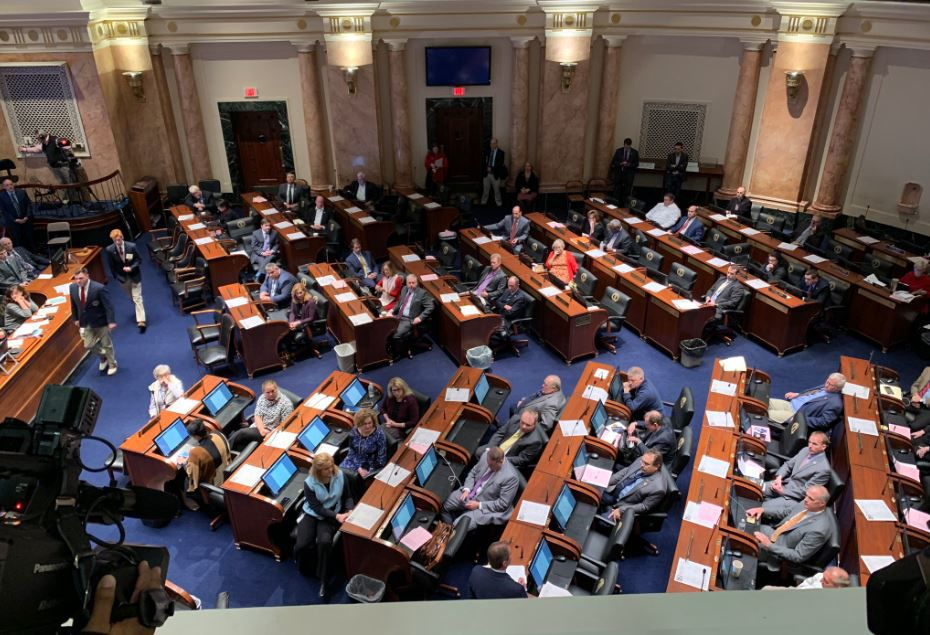 Kentucky House adjourns after 2-day special session aimed at solving pension problem