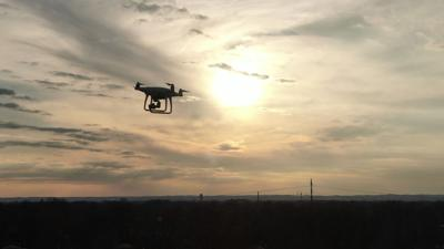 Plane-drone encounters on rise near Louisville airports