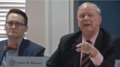 Ramsey does not offer resignation to new University of Louisville Board of Trustees