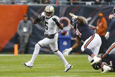 New Orleans Saints quarterback Teddy Bridgewater