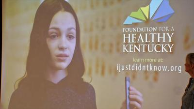 'I Just Didn't Know' anti-vaping campaign ad