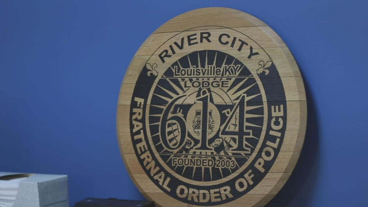 River City FOP logo